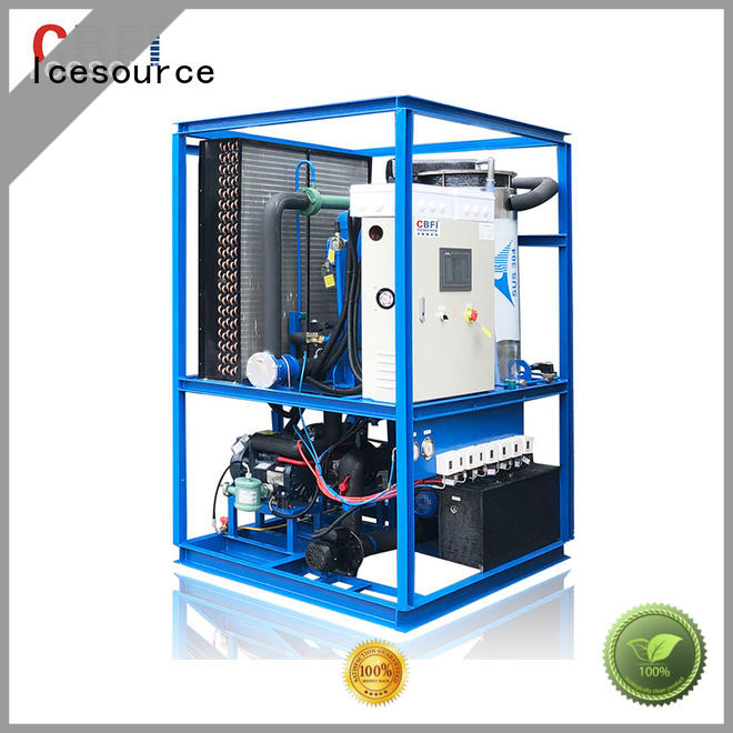 CBFI tons vogt tube ice machine new design for ice making