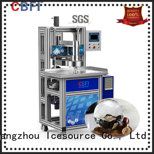 CBFI high-quality round ice cube maker cbfi for ball ice making