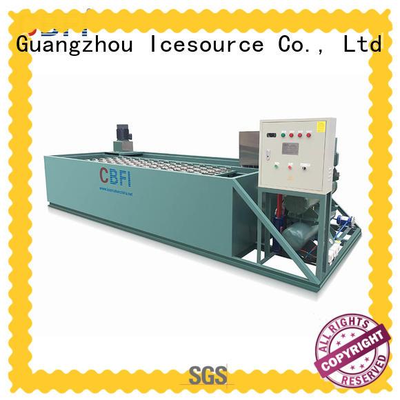 coil ice block machine uk maker for crushing ice CBFI