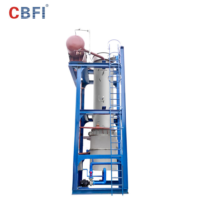 CBFI-Ice Tube Maker Machine Manufacture | Cbfi At80 80 Tons Per Day Ammonia