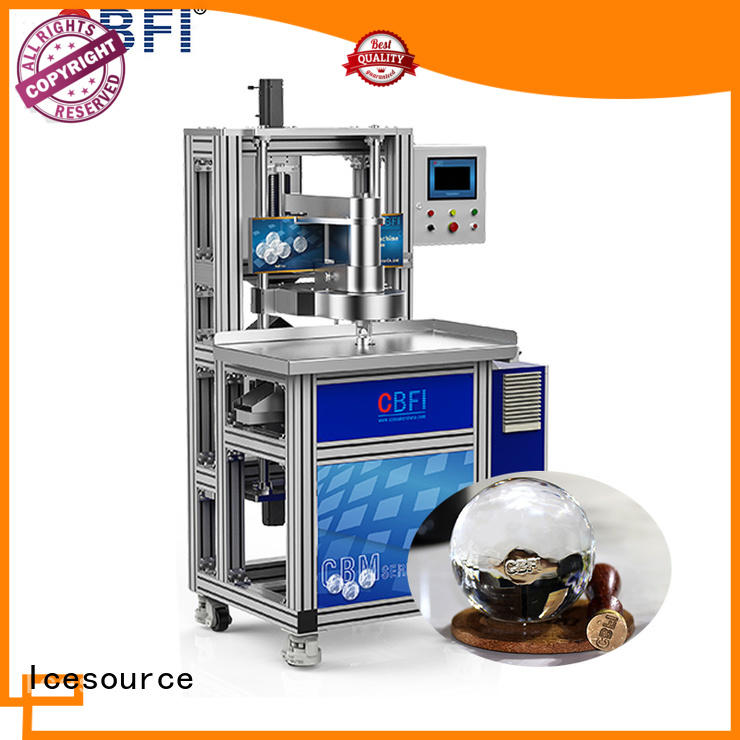 CBFI clean ice sphere maker free quote for cocktail
