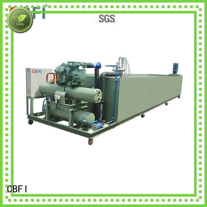 CBFI famous block ice making machine supplier for block ice machine