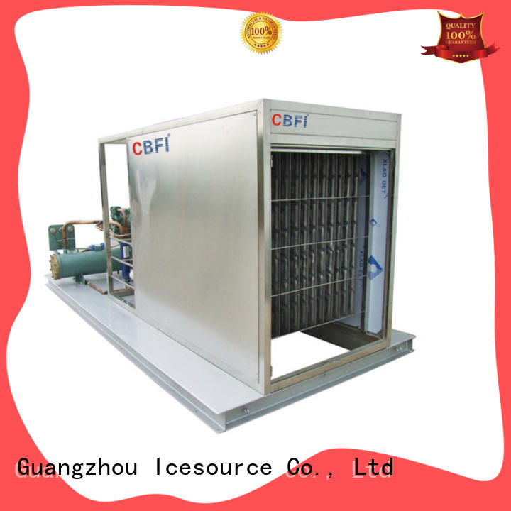 CBFI small water chiller unit water for water pretreatment