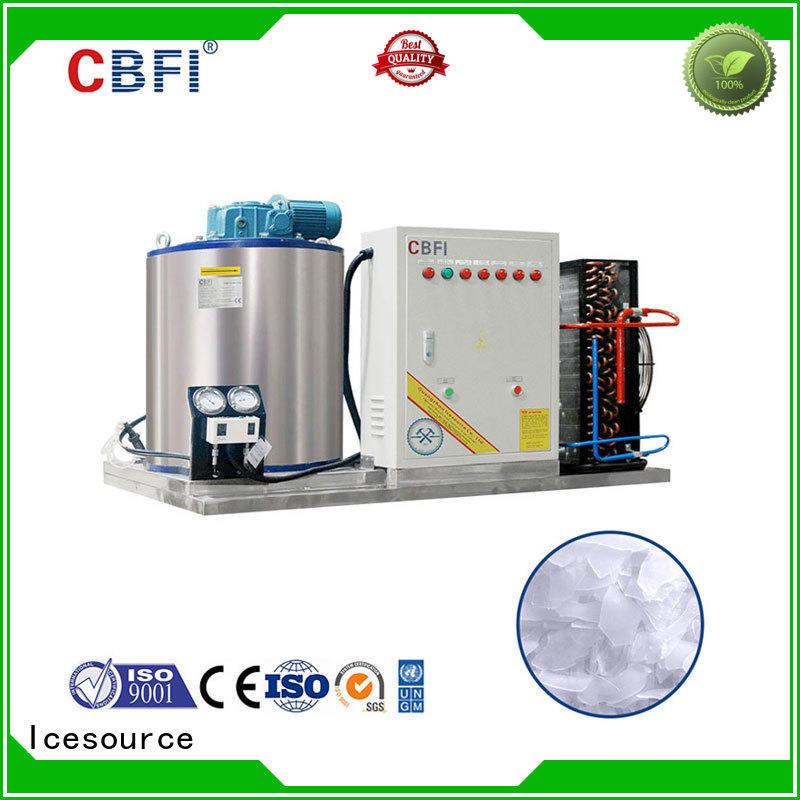 CBFI first-rate flake ice machine supplier for supermarket