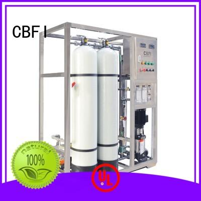 CBFI purifying water filter bulk production for ice sculpture
