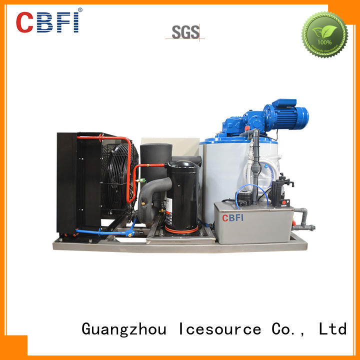 CBFI excellent flake ice making machine long-term-use for ice making