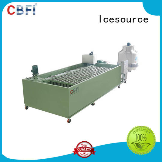 CBFI per industrial ice block making machine marketing for medical rescue
