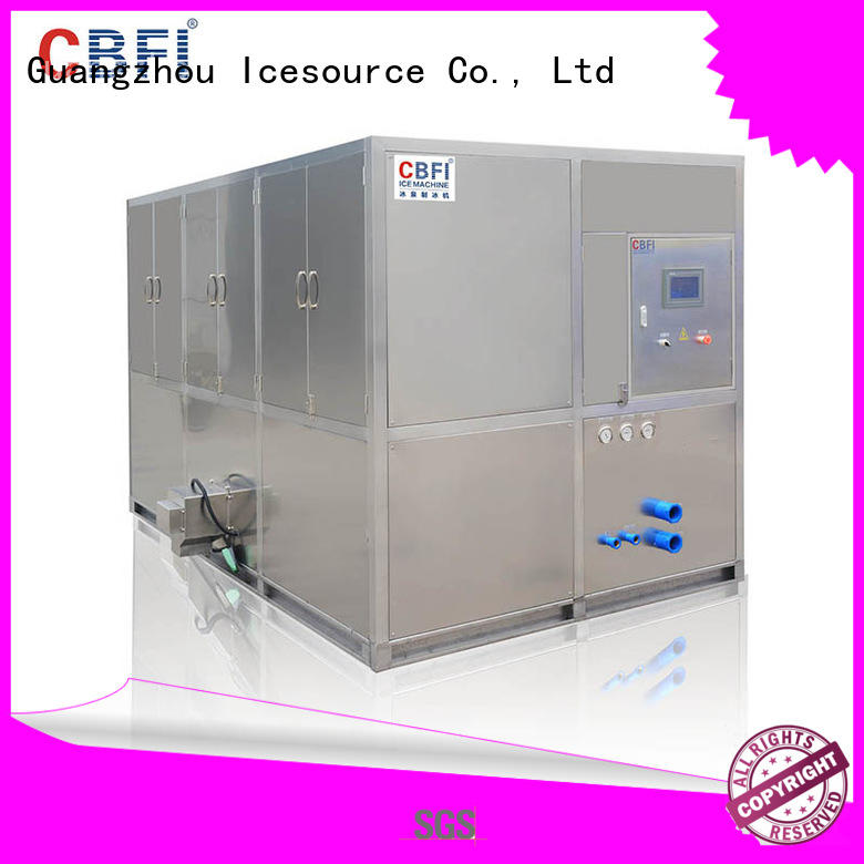 CBFI CV5000 5 Tons Per Day Ice Making Machine With Large Capacity