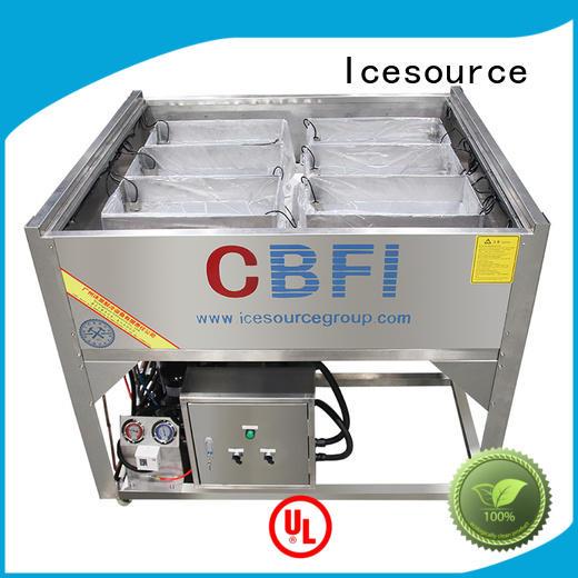 CBFI machine Pure Ice Machine supplier for ice sculpture shaping