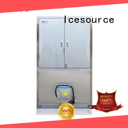 CBFI reliable large ice cube machine for freezing