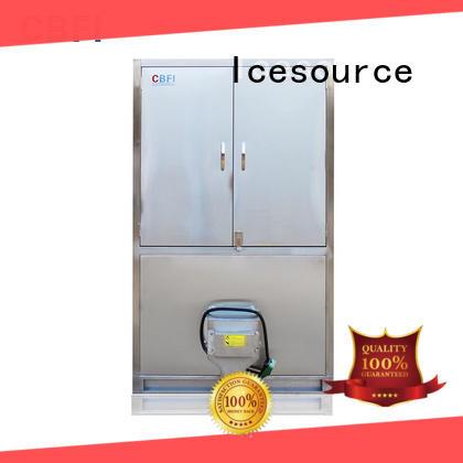 CBFI reliable large ice cube machine for freezing