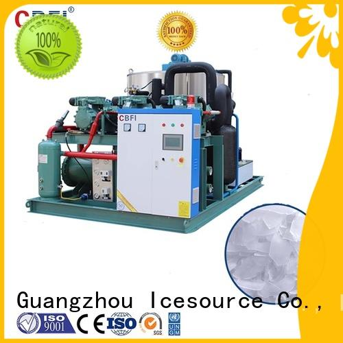 CBFI machine flake ice maker free quote for cooling use