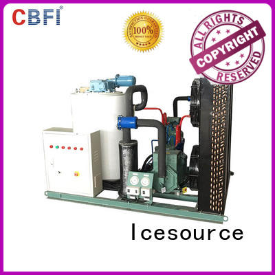 CBFI high-quality flake ice maker order now for food processing