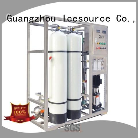 durable water filter purifying bulk production for ice sculpture