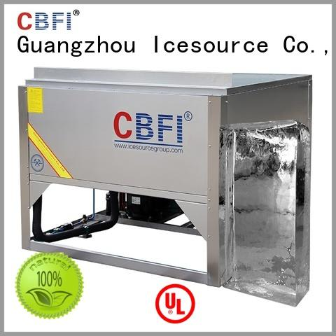 CBFI sphere Pure Ice Machine vendor for ice sculpture shaping
