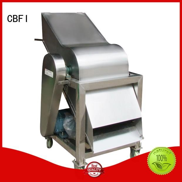 easy to use ice crusher machine made for manufacturer