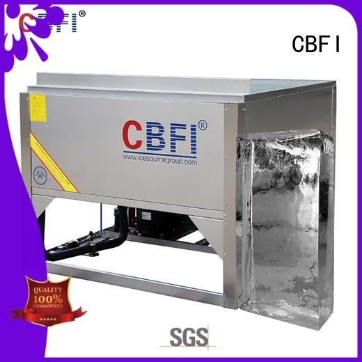 CBFI machine diy ice maker bulk production