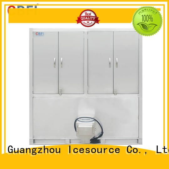 CBFI Brand hotels automatic large ice cube production line per