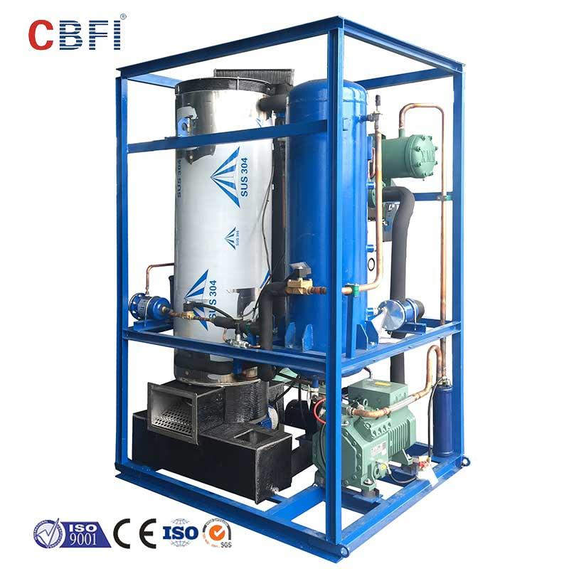 CBFI-Best Tube Ice Maker For Sale Cbfi Tv10 1 Ton Per Day Tube Ice Making Machine-1