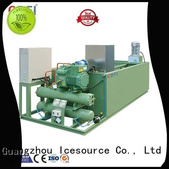 Wholesale aquatic block ice machine manufacturers maker CBFI Brand
