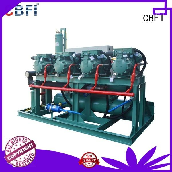 cold room unit cbfi factory for ice machines