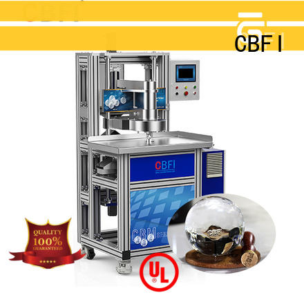CBFI ball ice sphere maker bulk production for cocktail