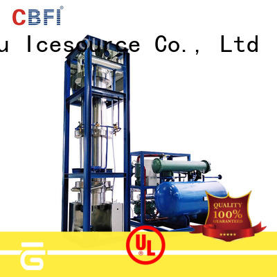 CBFI high-quality italian ice machine for wholesale for cafe