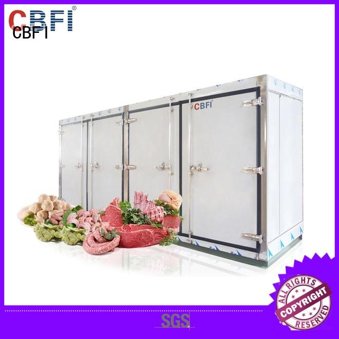 CBFI freezer blast freezer long-term-use