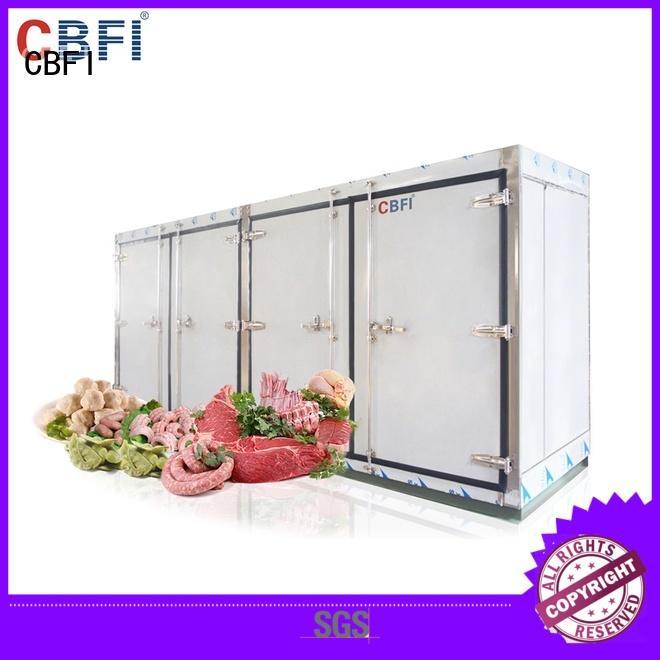 CBFI freezer blast freezer long-term-use