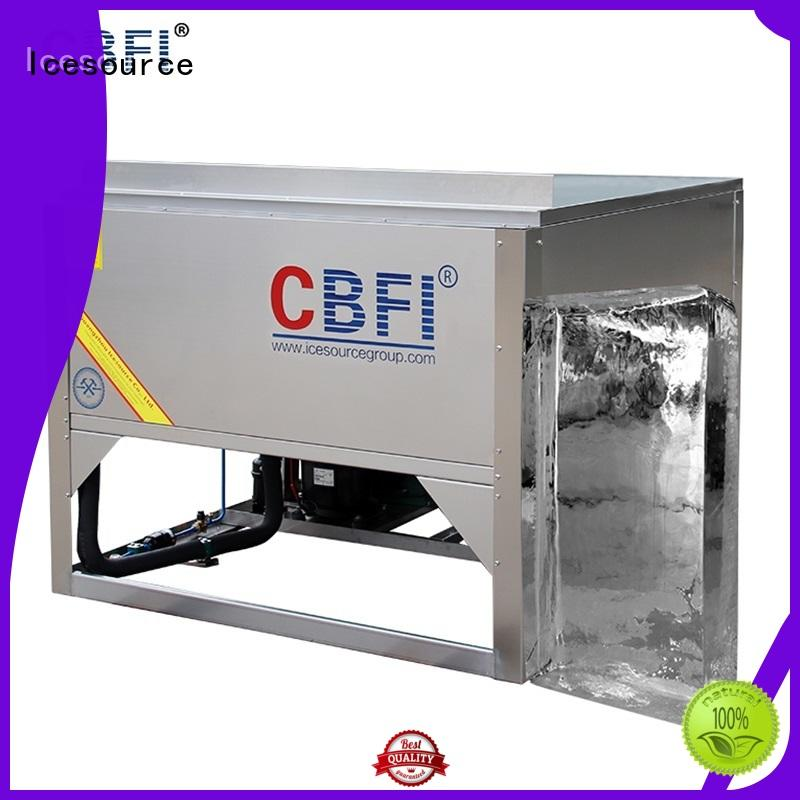CBFI clean Pure Ice Machine long-term-use for wine cooling