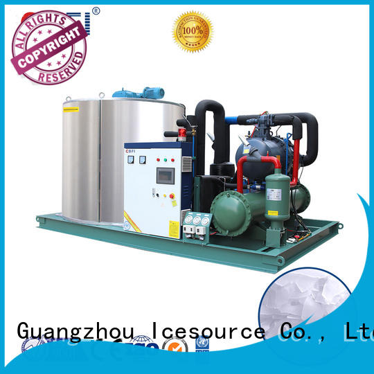 CBFI seawater ice flaker machine price widely-use for aquatic goods