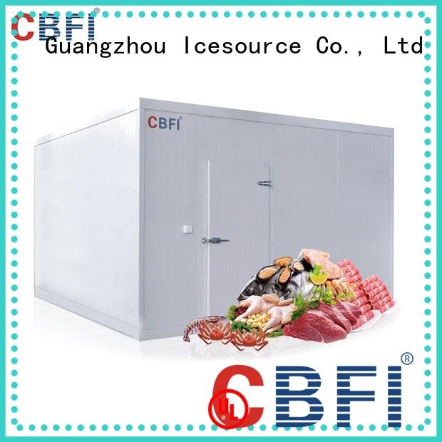 energy-saving series CBFI Brand fish cold storage