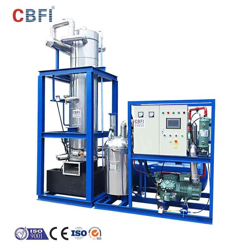 CBFI-Tube Ice Maker For Sale | Cbfi Tv100 10 Tons Per Day Tube Ice Machine For-1