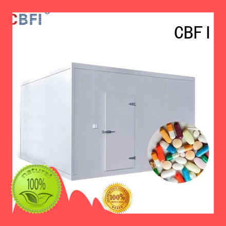 CBFI medical fridge marketing for hospital