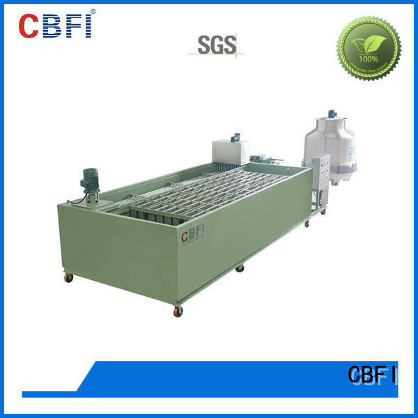 CBFI high-quality tube ice plant manufacturers manufacturing for whiskey