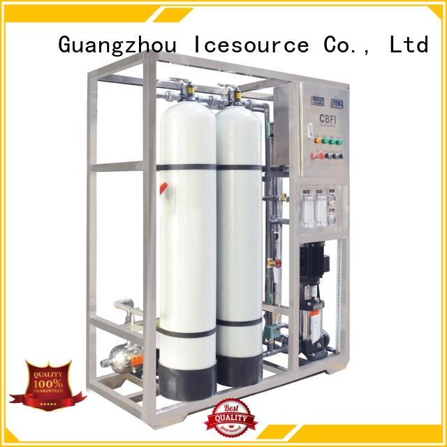 per ro water treatment plant for summer CBFI