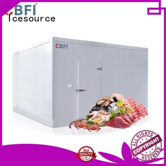 automatic fish and meat cold room fish marketing for beef