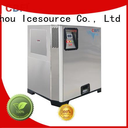 CBFI inexpensive Nugget Ice Machine order now for aquatic goods