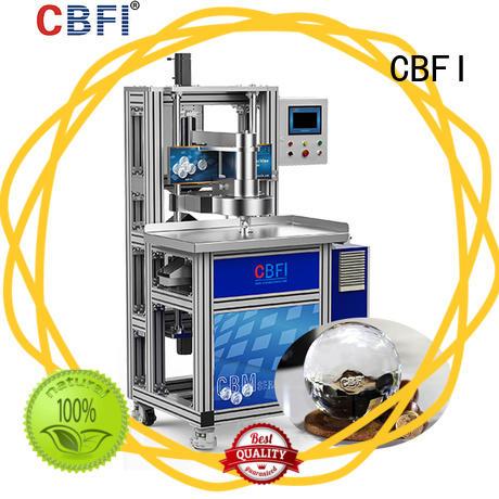 CBFI high technique ice sphere maker for whiskey