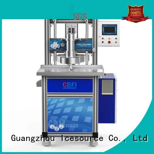 clear round ice cube maker for wholesale for high-end wine CBFI