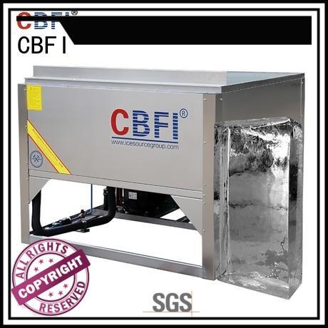 CBFI PIM02 Pure Ice Machine Making Big Size Pure Ice