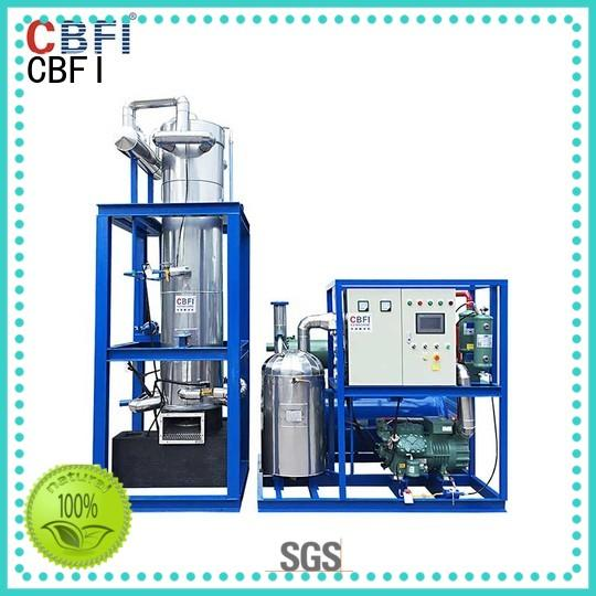 fine-quality tube ice machine philippines plant marketing for beverage cooling
