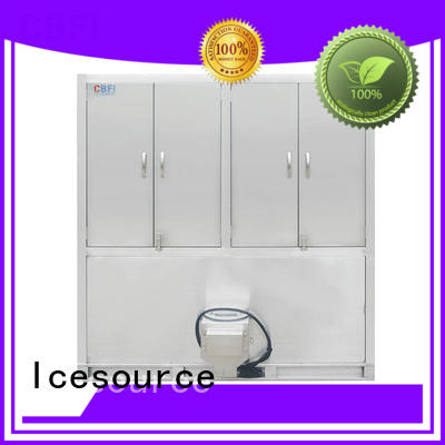 CBFI day ice cube maker machine supplier for freezing