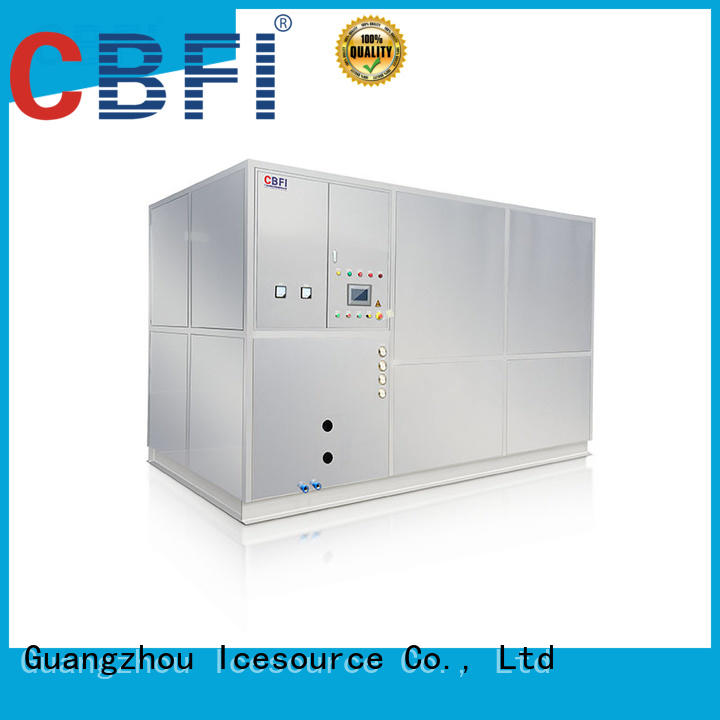 plate ice plant market per plate ice maker machines manufacture