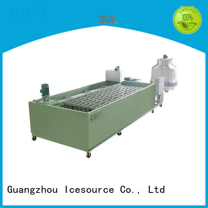 Quality CBFI Brand block ice machine manufacturers day goods