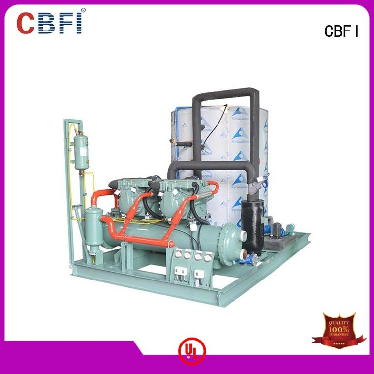 nice industrial flake ice machine cooling bulk production for restaurant