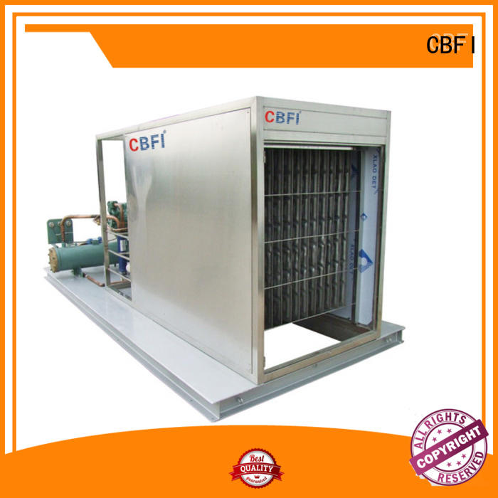 CBFI hot-sale small water chiller unit factory