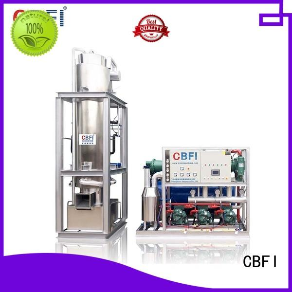 widely used ice block maker manufacturer for restaurant