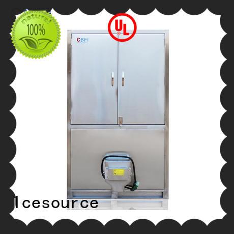 ice cube ice machine free design for vegetable storage CBFI