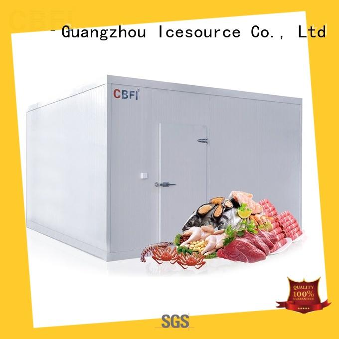 CBFI series ice maker south africa marketing for fish storage